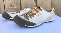 Merrell Mighty Glove Ivory Water Resistant Lace Up Women's Shoes Size US 7