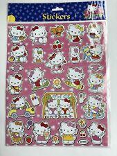 Disney Princess & Co Hello Kitty 12 X A4 Hojas De Pegatinas Lámina de brillantes #5