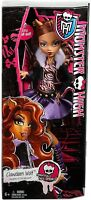 MONSTER HIGH FRIGHTFULLY TALL GHOULS CLAWDEEN WOLF 17 INCH DOLL** BNIB **