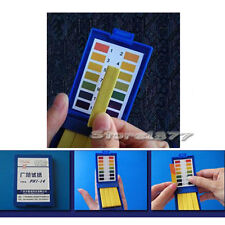 2pcs 80 Strips Full pH 1-14 Test Indicator Paper Litmus Testing Kit s518