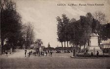 #LUCCA: LE MURA- PIAZZALE VITTORIO EMANUELE