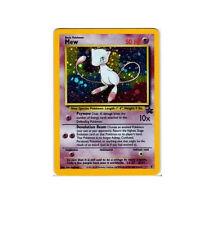 MEW #9 Promo Ultra Rare Black Star Holo Foil Pokemon Card