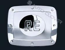 Chrome Fuel Gas Cap Cover Emblem For Chevy Tacuma Rezzo
