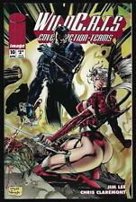 WildC. A.T.S & ltcovert Action Team & GT US Image Comic vol.1 # 10/'94