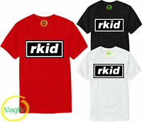 Rkid T-shirt inspired by Liam OASIS Gallagher mens NOEL our r kid retro britpop