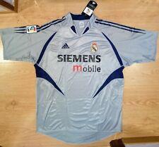 Camiseta Real Madrid Nueva Adidas 2004-2005 BNWT Shirt Trikot Maillot Maglia