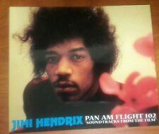 """JIMI HENDRIX """"PAN AM FLIGHT 102"""" 2CD +  1DVD RARE JAPAN SCORPIO IMPORT"""