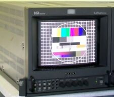 "SONY color MONITOR VIDEO 9"" BVM-9045D ATV analog SDI"
