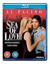 Sea of Love - Blu ray NEW & SEALED - Al Pacino