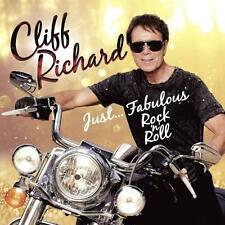 CLIFF RICHARD Just Fabulous Rock'n'Roll CD 2016 * NEW