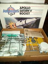 1995 Revell-Monogram Apollo Saturn V Rocket 1/144 Model Kit Skill 2!