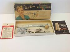 VINTAGE STOVE PARTS Betty Furness Westinghouse Candy & Meat Thermometer SET