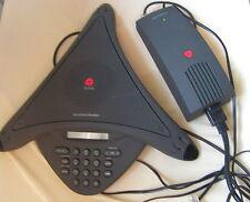Polycom SoundStation Premier Conference Phone 2201-01900-001 +PSU+Remote Control