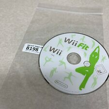 Wii Fit Nintendo Wii Game B198