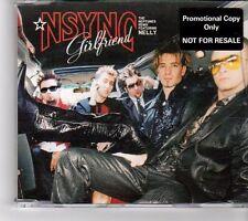 (FK518) Nsync, Girlfriend - 2001 CD