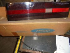 NOS Ford 1984 1985 Mercury Lynx Tail Light Lens RH OEM E1YY13450A