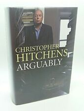 Arguably Book, Christopher Hitchens ISBN 9780857892553 (E3)