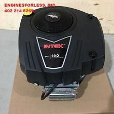 Briggs & Stratton 19Ghp engine replace 33R877-0025-G1 on John Deere D 110 mower