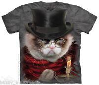 Grumpenezer Scrooge Tie-Dye Christmas Shirt, grumpy cat,  Christmas Carol tee