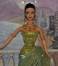 BARBIE DOLL GORGEOUS EXOTIC BEAUTY LIMITED EDITION COLLECTION NRFB