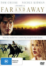 Far and Away  - DVD - NEW Region 4