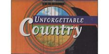 Unforgettable Country ~ Various Artists ~ Cassette ~ New