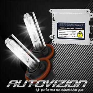 AUTOVIZION hid slim kit bulbs ballast 9006 9004 H1 H7 H11 880 H4 H13 9007 9005