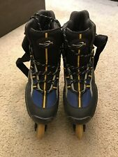 Men's Burner 212 Roller Blades With Air Cell Cushion - Size 10