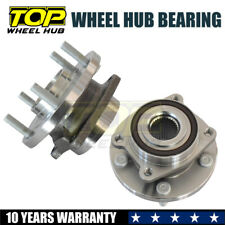 Set Of 2 Front Wheel Hub & Bearing W/ ABS For Chrysler 200 Sebring Dodge Avenger