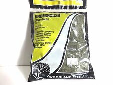 Woodland Scenics Landscaping - Underbrush Olive Green Fc134