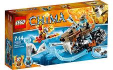 70220 STRAINOR'S SABER CYCLE lego legos set NEW legends of chima SEALED Worriz