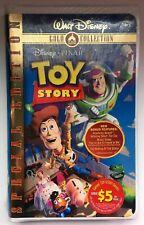 TOY STORY  VHS 1995, Disney/Pixar Disney's Classic GOLD Collection NEW, Sealed