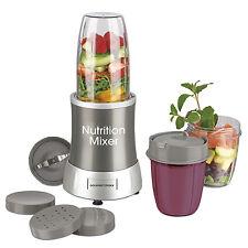 Gourmetmaxx Nutrition MIXEUR NUTRI Machine à smoothie EXTRACTEUR Blender balle