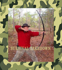 Survival Takedown Black Tactical Longbow