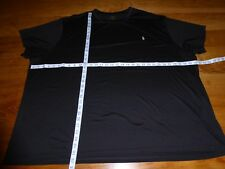 Ralph Lauren 5X Classic Fit Black T-Shirt from Polo Sport, used