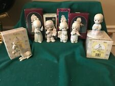 New ListingPrecious Moments Lot Of (6) 523836, 522287, 522260, 530166, 527688, & 522546 Nib