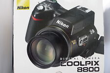 NIKON COOLPIX 8800 (METAL BODY NOT PLASTIC)  IN VERY GOOD CONDITION