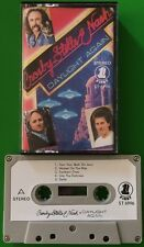 CROSBY STILLS NASH DAYLIGHT AGAIN CASSETTE TAPE RARE IMPORT FIRST LABEL