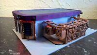 Crate factory warhammer 40k wargame infinity building terrain scenery Legion
