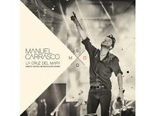 Manuel Carrasco - La cruz del mapa, Directo E. Metrop. Madrid (3 CDs) - CD + DVD