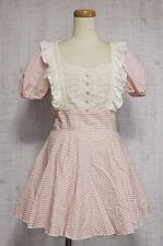 Liz Lisa Dress Japanese Fashion Hime Gyaru Lolita Kawaii Cute Romantic Sweet