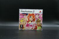 Winx Club_Sony PS2/DVD/PROMO Top Zustand ongeles-shop Neuwertig RAR TOP NEU