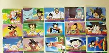 2000 Dragonball Z Archives Silver Set Complete Set 80 cards Artbox Dragon Ball Z