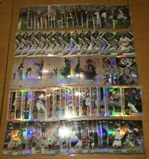2019 Topps Chrome Insert Set lot of 87 Different Cards! 1984 Future Stars 150th