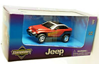 Muscle Machines Stampeders Jeepster 1/43 Scale HTF