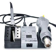 Youyue 8786 220v Portable Bga Rework Solder Station Hot Air Blower Heat Gun Us