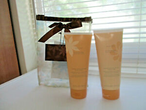 Mary Kay ~ Frosted Autumn Almond Gift Set ~ Body polisher & souffle' ~ NEW