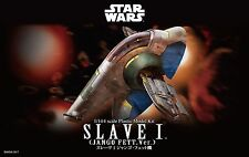 Slave I (Jango grasa) modelo kit 1/144 de Bandai, Star Wars episodio II