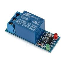 Module de relais 12V (dc,ac) 1 canal Pour Arduino ou utilisation perso Neuf