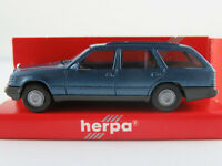 Herpa 3053 Mercedes-Benz 300 TE (1985-1989) in blaumetallic 1:87/H0 NEU/OVP